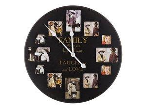 Часы настенные 799-080, диаметр 55 см