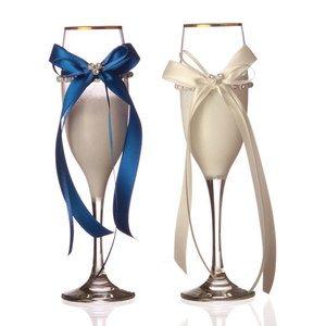 Набор бокалов для шампанского 802-510107 из 2 шт. 170 мл