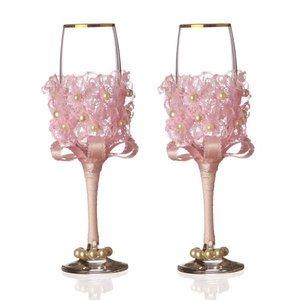 Набор бокалов для шампанского 802-510166 из 2 шт. 170 мл.
