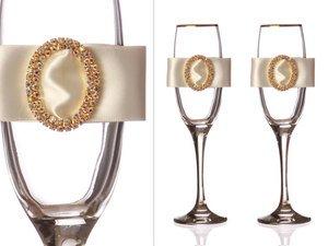 Набор бокалов для шампанского 802-510184 из 2 шт. 170 мл.