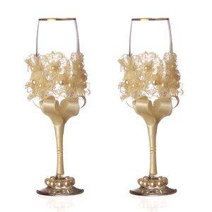 Набор бокалов для шампанского 802-510198 из 2 шт. 170 мл.