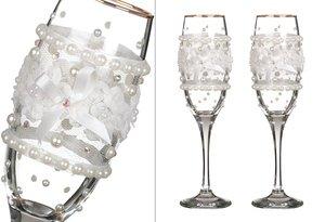 Набор бокалов для шампанского 802-510224 из 2 шт. 170 мл.