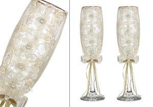 Набор бокалов 802-510234 из 2шт для шампанского