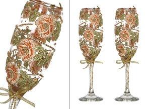 Набор бокалов 802-510238 из 2шт для шампанского