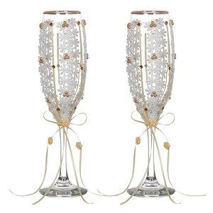 Набор бокалов для шампанского 802-510250 из 2 шт. 170 мл