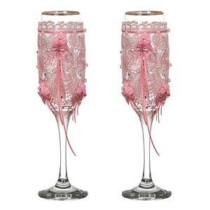 Набор бокалов для шампанского 802-510251 из 2 шт. 170 мл