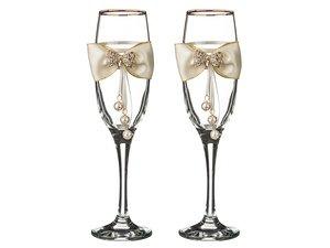 Набор бокалов для шампанского 802-510271 из 2 шт. 170 мл