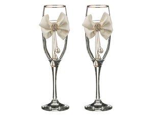 Набор бокалов для шампанского 802-510272 из 2шт 170 мл