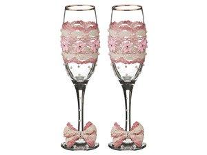 Набор бокалов для шампанского 802-510282 из 2шт  170 мл