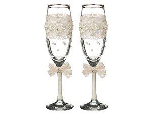 Набор бокалов для шампанского 802-510283 из 2 шт.  170 мл