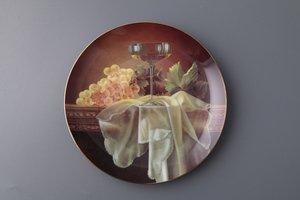 Тарелка 84-129 настенная декоративная