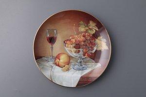 Декоративная 84-131 тарелка