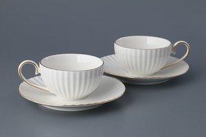 Чайный набор 84-822 на 2 персоны 4 пр. 150 мл