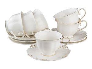 Чайный набор 84-880 на 6 персон,12 пр. 220 мл