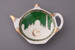 Подставка 86-1775 для чайного пакетика 11*9*2 см