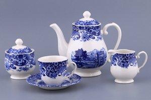 Чайный сервиз 869-008 на 6 персон 17 пр.