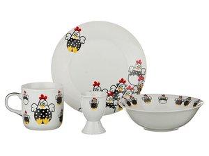 Наборы посуды 87-079 на 1 персону 4пр.