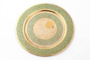 Тарелка декоративная 877-125 диаметр 24 см без упаковки