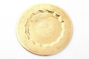 Тарелка декоративная 877-137 диаметр 19 см без упаковки