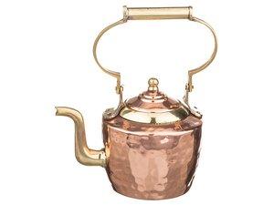 Чайник заварочный 878-204 медный декоративный 400 мл высота 14 см