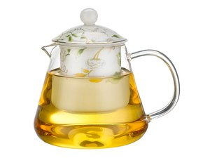 Чайник заварочный 884-022 с керамическим фильтром 600 мл