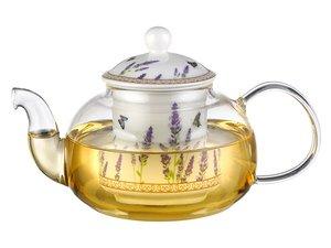 Чайник заварочный 884-024 с керамическим фильтром 700 мл