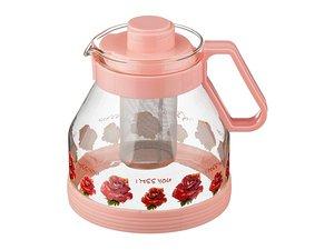 Заварочный чайник 885-012 с фильтром 1600 мл