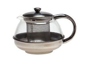 Заварочный чайник 891-001 с фильтром 600 мл