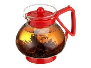 Заварочный чайник 891-008 600 мл со встроенным фильтром