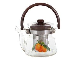 Заварочный чайник 891-011 с фильтром 600 мл