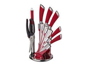 Набор ножей 911-501 8 пр. силиконовые ручки