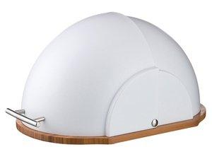 Хлебница 938-010 с металлической крышкой 36*26*20 см