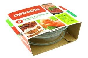 Кастрюля 2 л с крышкой Appetite CR3