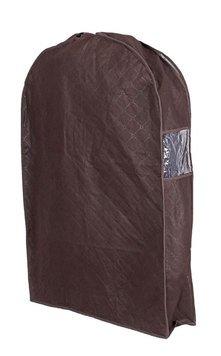 Чехол для одежды 565782 92*60*10 см коричневый