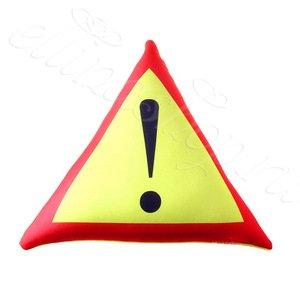 694065 Подушка-антистресс Знак (24820)