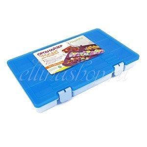 С762 Фолди Коробка для мелочей 10 секций 31x19x3,6см