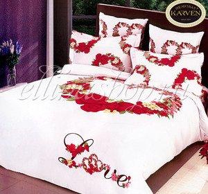 BM-004 постельное белье из бамбука Karven
