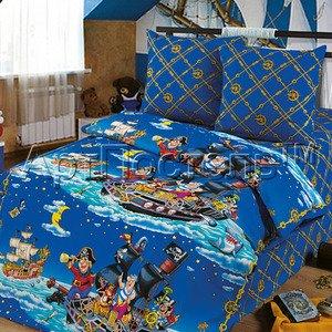 Пираты детское постельное белье Артпостель