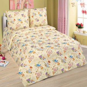 Детское постельное белья из поплина Егоза Артпостель