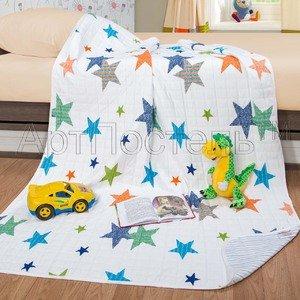 Детское одеяло-покрывало Искорка Артпостель