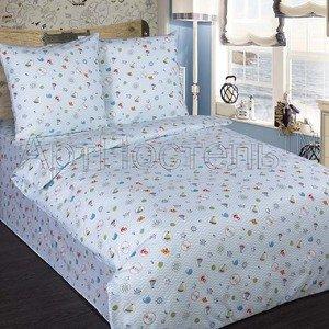 Детское постельное белье из поплина Юнга артпостель