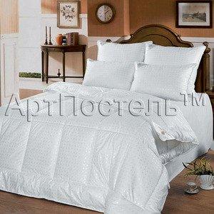 Лебяжий пух детские подушки и одеяла