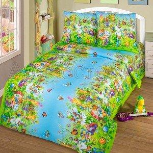 Детское постельное белье из бязи Маленькая страна Артпостель