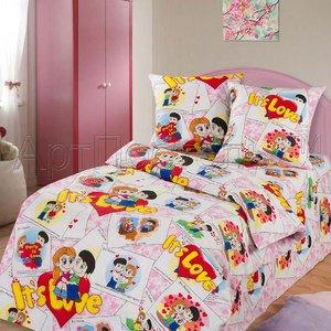 Очаровашки комплект постельного белья Артпостель