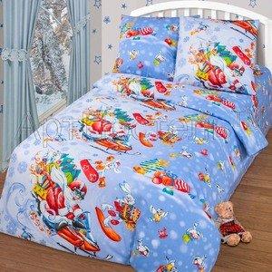 Детское постельное белье из бязи Чудеса на виражах