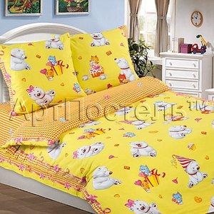 День рождения комплект белья в кроватку Артпостелька