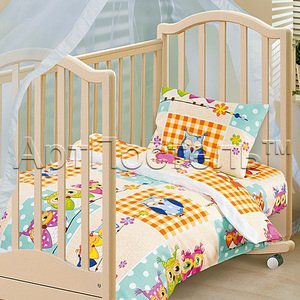 Соня детское белье в кроватку Артпостель