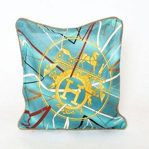 Декоративная наволочка 001-HP Пальметта (45x45)